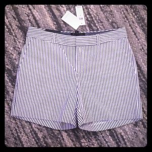 "⭐️NWT⭐️ Banana Republic Seersucker 5"" Shorts"
